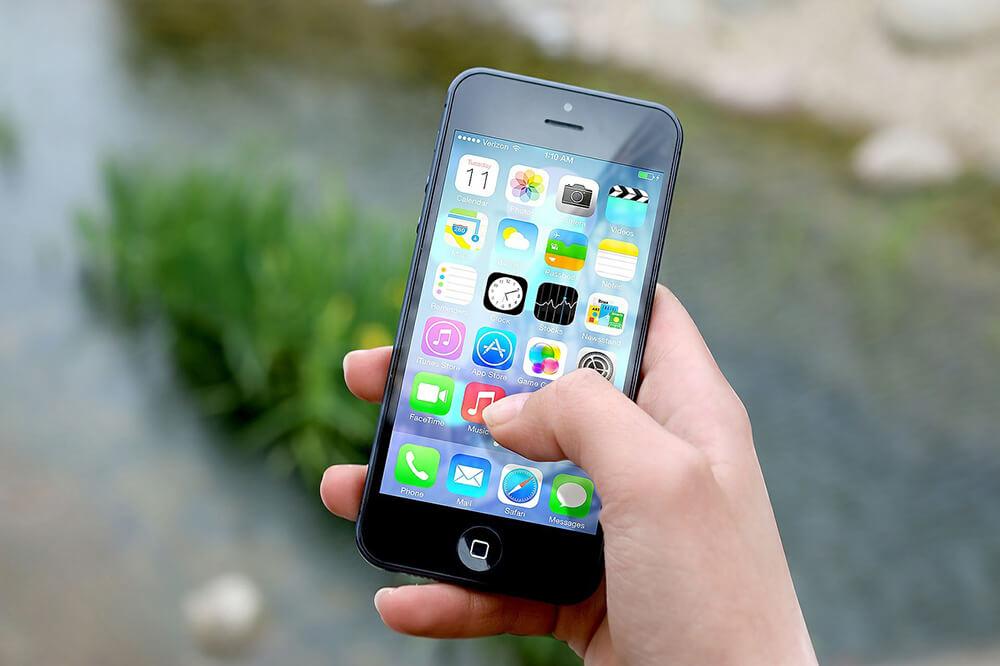 Risico op KANS door gebruik van een smartphone